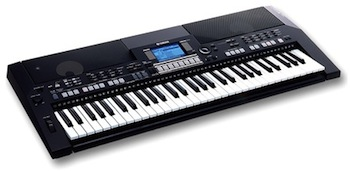 Yamaha PSR-S550B Synth