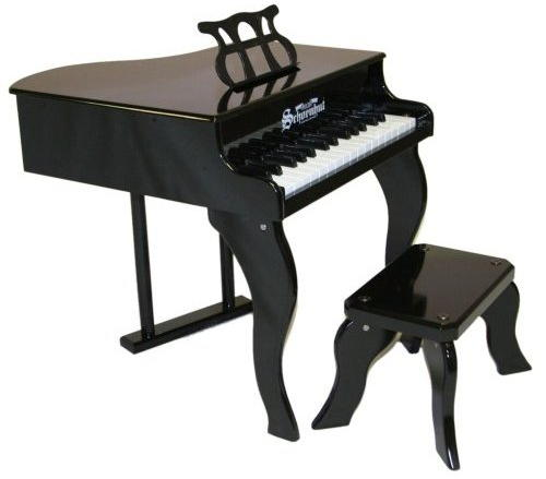 Schoenhut Elite Fancy Baby Grand