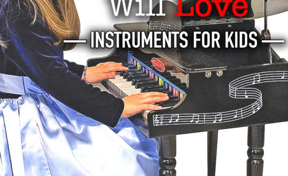 10 toy pianos you and your child will love - instruments for kids