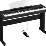 Yamaha P-155 with stand
