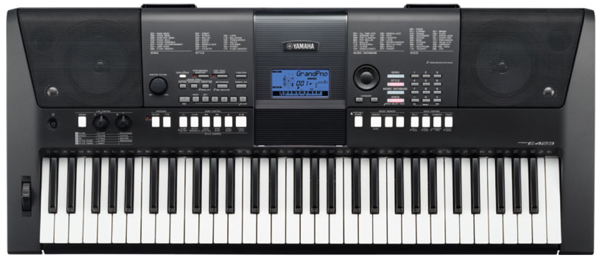 Yamaha PSR-E423 home keyboard