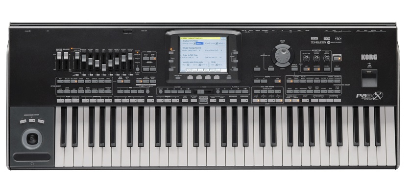 korg pa3x professional arranger workstation