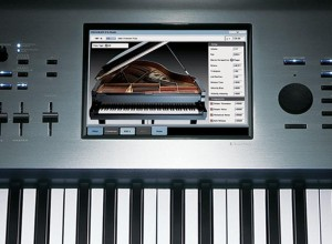 Korg Kronos Music Workstation is here [NAMM11] – Piano and