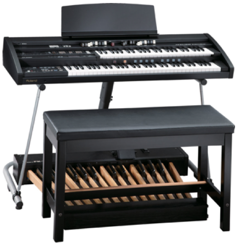 roland atelier combo at-350 organ