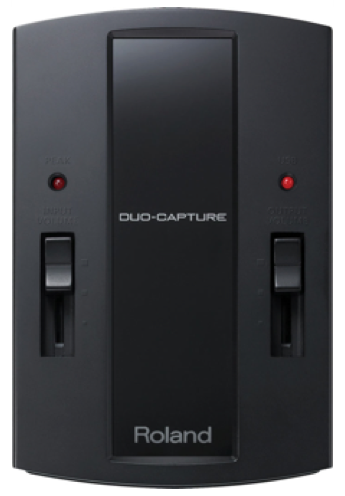 roland duo-capture