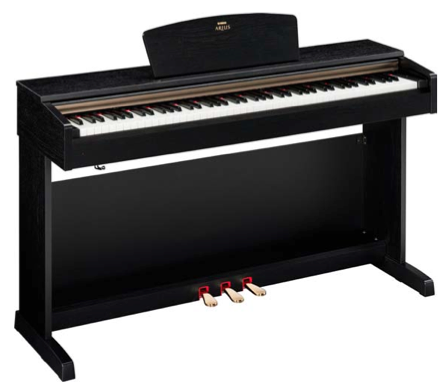 yamaha ydp-161b digital piano