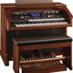 Roland Atelier AT-900 Platinum Edition organ