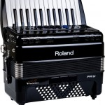 Roland FR-1x V-Accordion Black view