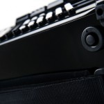 Roland FR-1x V-Accordion Black bottom view
