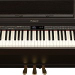 Roland HP503 Digital Piano top