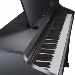 Roland HP505 Digital Piano side