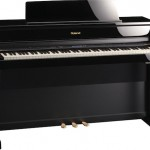 Roland HP507 Digital Piano front