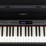 Roland HP507 Digital Piano top
