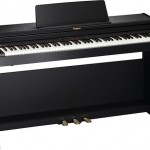 Roland RP301 Digital Piano angled view