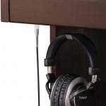 Roland RP301 Digital Piano headphones closeup