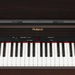 Roland RP301 Digital Piano top view
