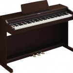 Roland RP301R Digital Piano angled view