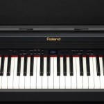 Roland RP301R Digital Piano top view