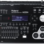 Roland V-Drums TD-30 top view