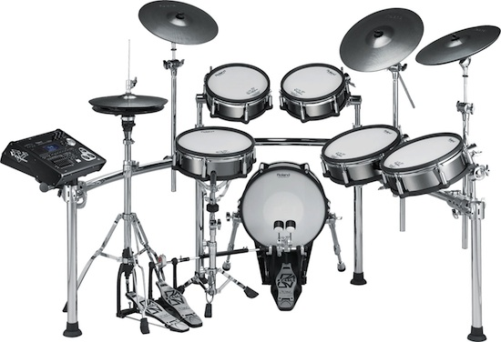 Roland V-Drums TD-30KV drum kit