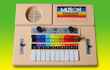 Muson Synthesizer