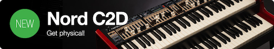 Nord C2D banner