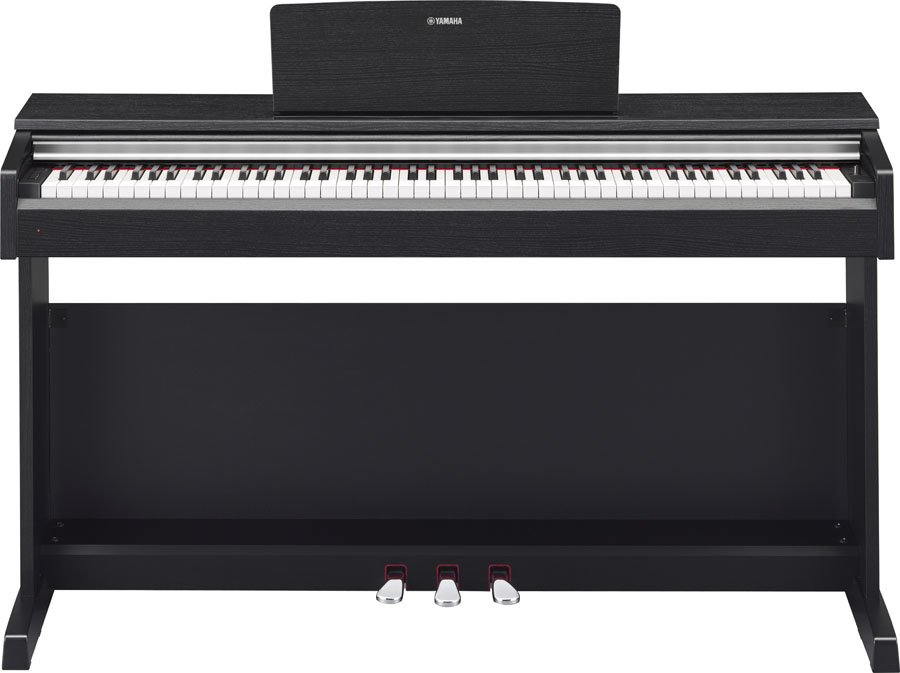 Yamaha arius ydp 142 and ydp 162 digital pianos namm13 for Yamaha ydp 162 digital piano