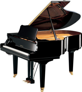 Yamaha GC2-SH silent grand piano