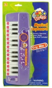 Instrument Music Little Kids 24 Key Mini Keyboard Piano