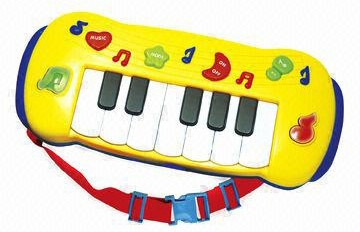Yellow-Musical-Keyboard