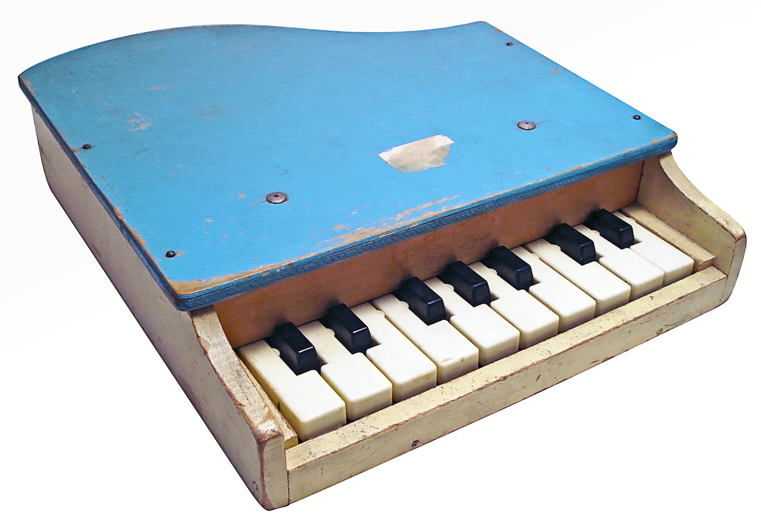 blue-toy-piano