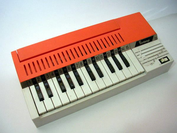 bontempi-orange-organ