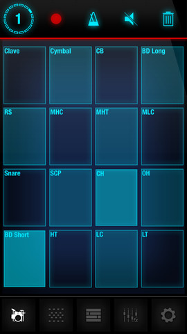 EasyBeats 3 Pro Drum Machine [iOS App] – Piano and Synth