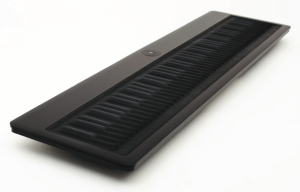 Seaboard tactile keyboard controller