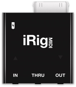 iRig interface