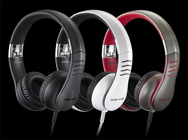 Casio XW-H1 headphones