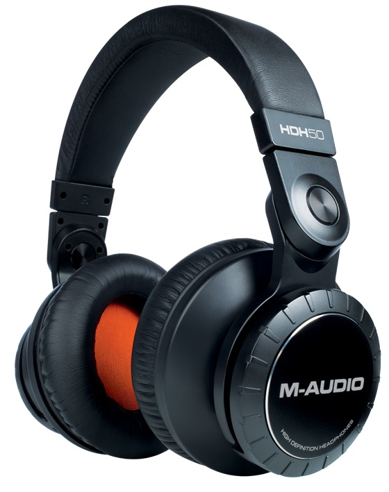 M-Audio HDH50 headphones