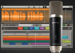 M-Audio Vocal Studio