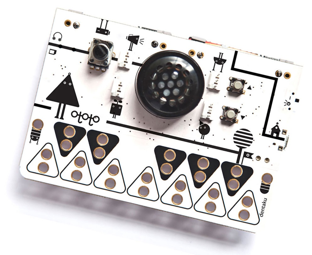 Ototo experimental synth