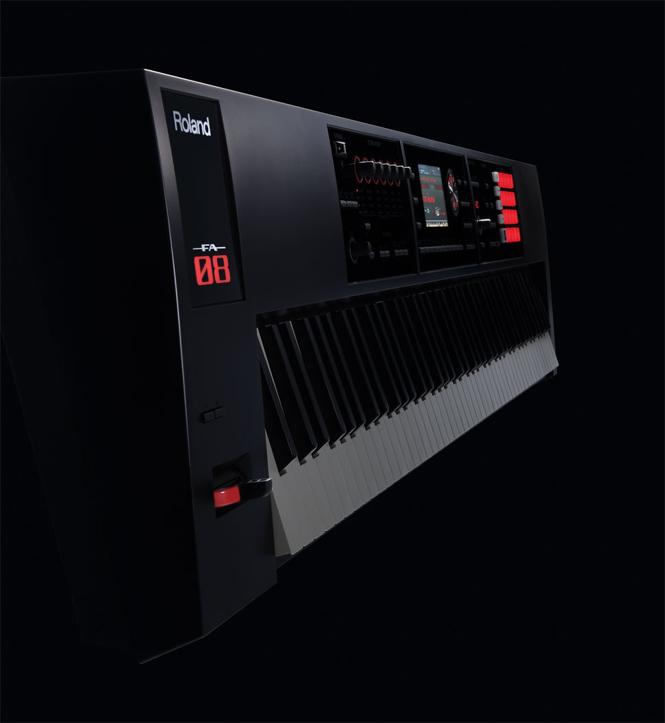 08: Roland FA-06/FA-08 Music Workstation Revealed