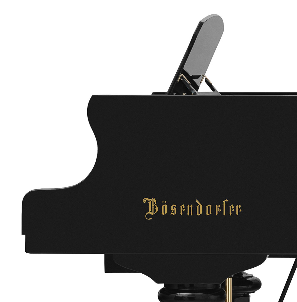 Bösendorfer Dragonfly grand piano front