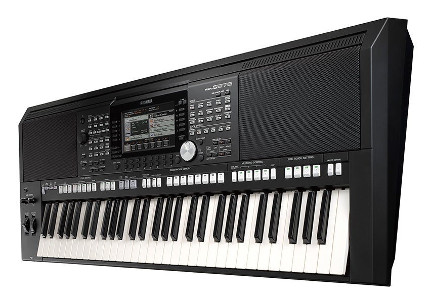 Yamaha PSR-S Series Comparison: All fourteen models compared
