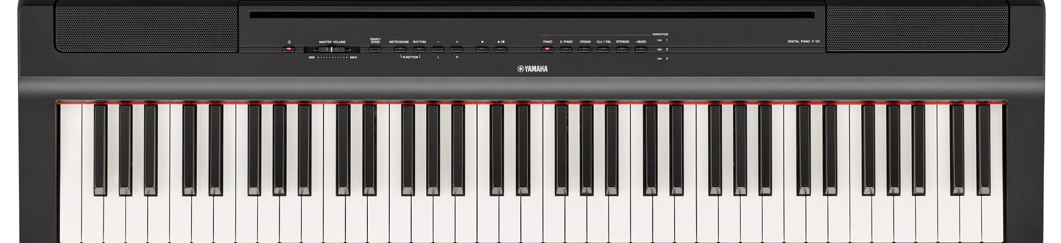 Yamaha P-121 digital piano