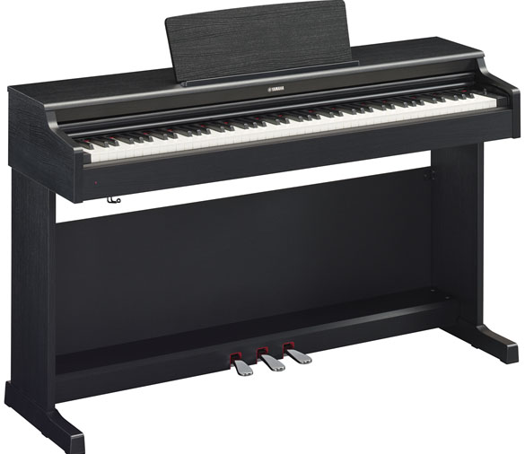 yamaha expands arius digital piano line for 2019 piano. Black Bedroom Furniture Sets. Home Design Ideas